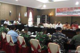 Forkopimda Kabupaten Gorontalo Utara tingkatkan keamanan pererat toleransi