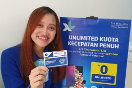 XL Axiata hadirkan paket data unlimited kuota 1 jam, gratis