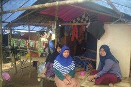 PascaBanjir, warga pengungsi Kampung Seupang butuh sarana air bersih