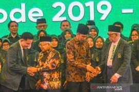 Jokowi bahas ukhuwah saat pelantikan Ketum PBB Yusril Ihza Mahendra