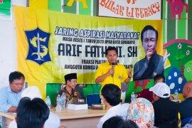 Nelayan di Surabaya keluhkan maraknya penggunaan jaring trawl