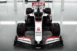 Haas beralih ke warna livery lama musim F1 2020
