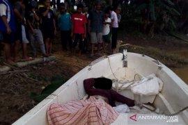 Warga geger, lelaki yang sempat hilang ditemukan mengapung di Sungai Batanghari
