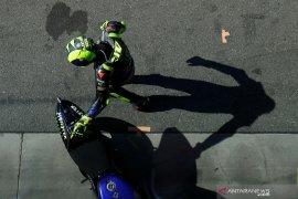 Rossi, Vinales kenalkan tunggangan baru untuk musim MotoGP 2020