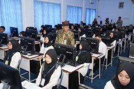 400 CPNS Banyuwangi mengikuti seleksi kompetensi dasar