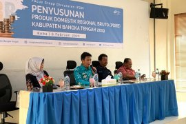 Bupati Bangka Tengah minta BPS lakukan validasi data penduduk miskin