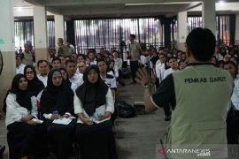 Minat menjadi PNS Pemkab Garut dari luar kota tinggi