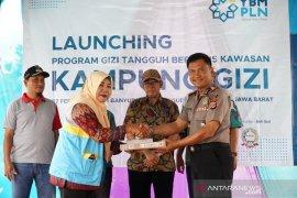 Yayasan Baitul Maal PLN luncurkan program Kampung Gizi di Cigudeg Bogor