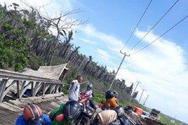Warga Mukomuko minta pembangunan jembatan terbengkalai dilanjutkan