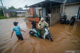 Banjir kembali rendam Kabupaten Bandung