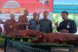 Sekda Bali: banyak babi mati belum pasti akibat demam ASF