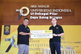 UI terima donasi pendidikan dari Tahir Foundation Rp10 miliar