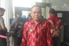 Wakil Bupati Kayong Utara hadiri Rakornas Karhutla di Istana Negara