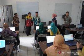 Kepala BKD Diklat HSS ingatkan peserta SKD CNPS hadir satu jam sebelum ujian