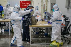Korban meninggal akibat virus corona di Hubei terus bertambah