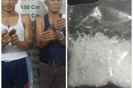 Hendak pesta sabu, seorang kakek di Besitang ditangkap polisi
