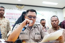 "Polda Gorontalo sita 1.050 liter miras ""captikus"" asal Sulut"