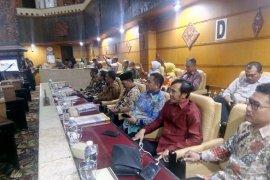 Ketua DPRD dan Ketua Komisi I hadiri Forum Sinergitas Nasional