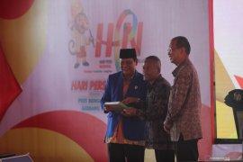 Gubernur Kalsel menjadi anggota kehormatan PWI Pusat