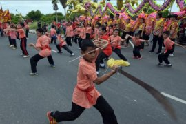 Perayaan Cap Go Meh di Denpasar
