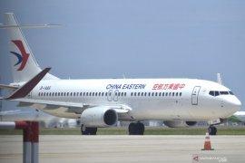 Pesawat China Eastern angkut 61 warga China ke Wuhan