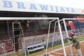 Manajemen Persik percepat pembenahan Stadion Brawijaya