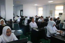 54 peserta tes CPNS Maluku Utara lolos ambang batas