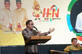HPN 2020, Bupati Banyuwangi berbagi inovasi dengan dua kepala daerah