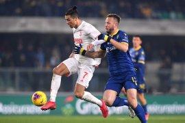 Juventus kalah di kandang Verona 1-2