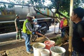 Instalasi pengolahan air dua kecamatan di Tabalong  terhenti