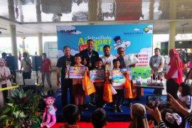 Airport Kids' ramaikan Bandara Sultan Thaha Jambi