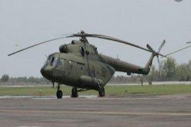 TNI kembali cari helikopter MI 17 yang hilang Juni 2019
