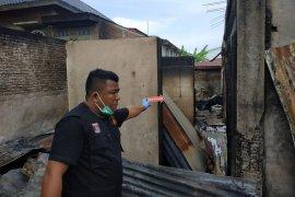 Sejumlah rumah di Banda Aceh terbakar