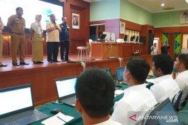 Wali Kota motivasi peserta tes CPNS