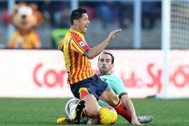 Napoli tumbang 2-3 dari tamunya Lecce