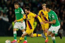 Messi buat tiga assist untuk tiga gol saat Barcelona gebuk Betis 3-2