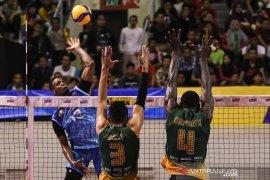 Proliga : Jakarta BNI 46 kalahkan Palembang Bank Sumsel Babel 3-0