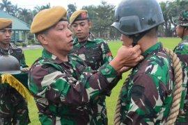 Batalyon Arhanud 11/WBY buka orientasi prajurit baru