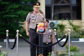 Polda Banten berhentikan delapan oknum anggota Polri