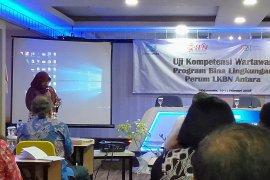 30 pewarta dari Aceh hingga Papua ikut UKW dari Perum LKBN Antara