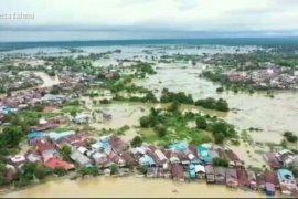 Bencana banjir terparah dalam 25 tahun terakhir