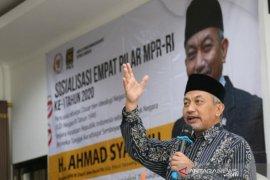 Sosialisasi Empat Pilar MPR, Ahmad Syaikhu ajak masyarakat waspadai ancaman keutuhan NKRI