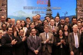 Pertemuan APCAS di Bali