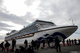 Virus corona - 39 orang lainnya di kapal pesiar Jepang terbukti positif COVID-19
