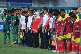 Pembukaan Piala Gubernur Jawa Timur 2020