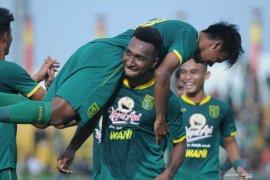 Persebaya atasi Persik 3-1 pada Piala Gubernur Jatim (Video)