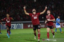 Bali United menang lawan Than Quang Ninh Vietnam