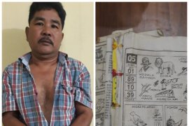 Polisi Sei Bingai Binjai tangkap penulis togel