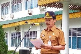 Asisten Pemkab Langkat minta OPD  selesaikan laporan