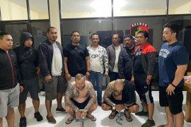 """Polda Bali tangkap dua pelaku """"Skimming"""" asal Bulgaria di Kuta"""